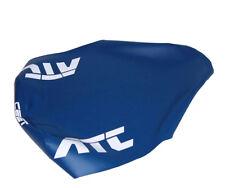Honda ATC 250R  85-'86 Blue Seat Cover Classic Line (ATC logo)