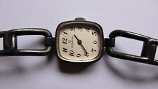 RODANIA ladies solid 835 silver vintage watch handwinder NOS