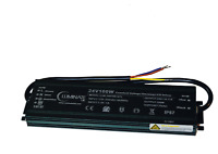 100W LED Driver Dimmable IP Rated PowerSupply Transformer Waterproof IP67 24V