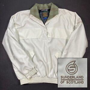 Sunderland Of Scotland Cygnet Ladies Weatherbeater Waterproof Golf Jacket Size L