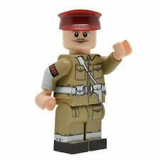 Lego Custom WW2 British MILITARY POLICE Full Body Printing NEW
