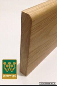 Solid Oak Bullnose Architrave Door Sets, 65mm-200mm, Also Sold Per Metre