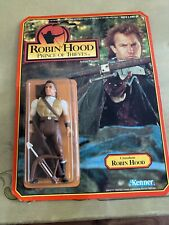 Robin Hood Prince of Thieves Crossbow Kevin Costner figure 1992 Kenner MOC