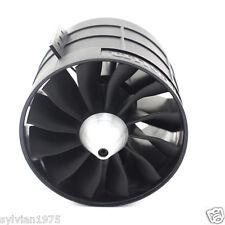 ChangeSun 120mm 12 blades EDF + 500kv motor Balanced - for 12s Jet 7.5kg thrust