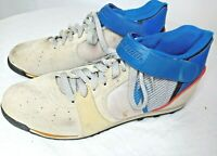 VTG Specialized Men's 9 flat Peddle Walking land Cycling shoes Suede leather