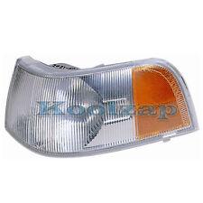FOR 1997-98 VOLVO S90 /& V90 New Replacement Corner Light Lamp RH