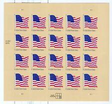 US 4130 US First-Class Flag (41c) Sheet of 20 MNH c1