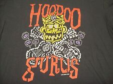 "HOODOO GURUS ""MAGNUM CUM LOUDER TOUR '89-'90"" VINTAGE T-SHIRT XL NEW WAVE ROCK"