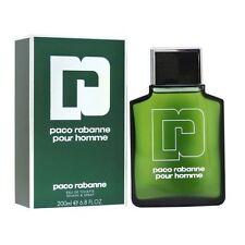 Original Paco Rabanne Pour Homme Eau de Toilette Splash & Spray 200ml 6.8 fl.oz