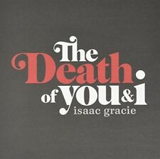 Isaac Gracie Death Of You & I  Vinyl LP NEW sealed