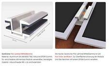 mp-tec GmbH & Co. KG - FiSo Laminat-Mittelklemme GPV-01-0003-26 400er-Pack NEU