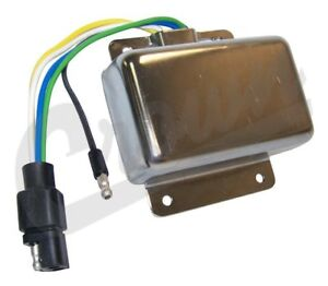 Ignition Module For Jeep 1975 To 1977 CJ5 CJ7 4 or 6 Cylinder Crown J3224964