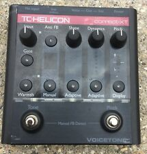 TC Helicon Correct XT vocal Pédale