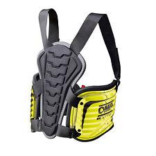 Corpetto paracostole Resistente Leggero OMP Kart KS Body Protection Kk048 M/l Giallo Fluo