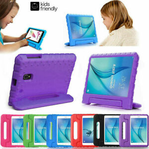 Children EVA Tablet Case Cover Stand For Samsung Galaxy Tab A 8.0 SM-T380/T385