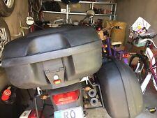 2 Koffer im Monokey System, 2 Topcase / Motorradkoffer, 2 Seitenkoffer