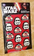 Star Wars,The Force Awakens,Edible Icing Decorations,Trooper,Wilton,710-5080