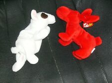 TY BEANIE BABIES. ROVER AND BUTCH