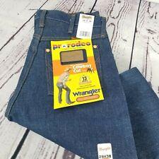 Wrangler Mens Heavyweight Jeans Cowboy Cut Original Fit 29x38