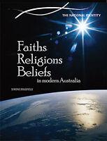 FAITHS RELIGIONS BELIEFS IN MODERN AUSTRALIA - BOOK  9780864271105