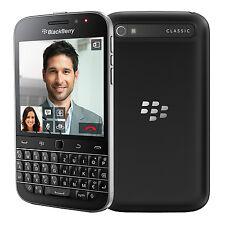 BlackBerry Classic Q20 16GB (GSM Unlocked) 8MP QWERTZ Keyboard Smartphone