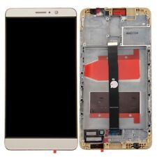 Huawei Mate 9 LCD Screen and Digitizer Full Assembly With Frame (mocha Gold)