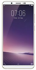 Vivo V7 Plus | 4GB | 64GB | 24MP | 4G VoLTE | Gold | Certified Refurbished