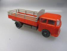 Permot/ Espewe, DDR Modell,Skoda S706 LKW mit Lattenaufsatz, m. Fahrer (Schub48)