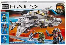 MEGA BLOKS 97380 Halo UNSC Broadsword Midnight Strike ►NEW◄ MISB LEGO COMPATIBIL