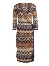 Missoni For Lindex Wrap On Dress Zig-zag Medium