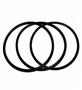 Pentair 357255 Lid O-Ring Replacement, Pool and Spa Pump, 3 Pack