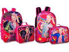 JoJo Siwa Girls Large PreK School Backpack Lunch box Book Bag Kids Toy Gift Cute