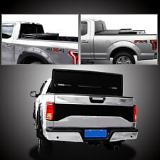 2009-2016 Dodge Ram Soft Tri-Fold Tonneau Cover 5.7ft Truck Short Bed