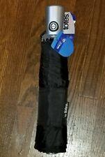 Totes NeverWet Auto Open-Close Umbrella, 43 inches  black NEW