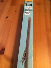 Halfords Windscreen Front Fit Wiper Blade Pair Set 138/  600mmx400mm Brand New