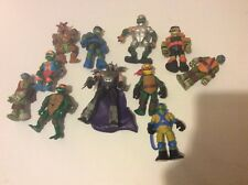 Teenage Mutant Ninja Turtles Lot 11 Playmates Talking Shredder