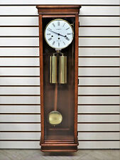 New Howard Miller Milan Key Wound 8 Day Westminster Chime Wall Clock