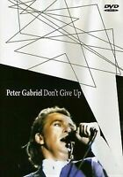 PETER GABRIEL: DON'T GIVE UP USED - VERY GOOD DVD