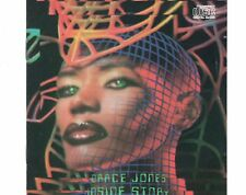 CD  GRACE JONES inside story EX+ (A0707)