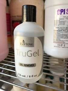 EZFlow TruGel - Gel Polish Wrap Remover 8oz / 236ml