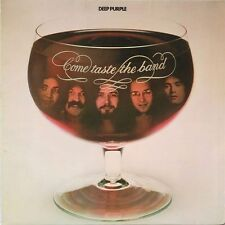 Deep Purple - Come Taste the Band - New 180g Vinyl LP