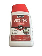 Eliminator Weed And Grass Killer Liquid Concentrate, 16oz(23c