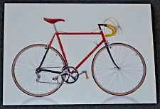 Classic Bicycle C.B.T. ITALIA  Postcard new