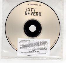 (GO62) City Reverb, Central Heating - 2009 DJ CD
