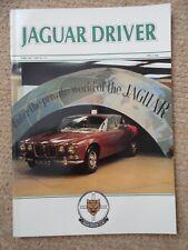 Jaguar Driver Magazine February 1988 Issue No. 331 - S Type, XJS, F1, E Type,