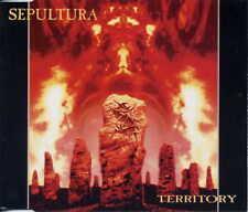 SEPULTURA - Territory CD 1993 thrash DEATH METAL Brazil HAIL ! Paulo Xisto NEW