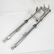 Fork chrome Teknix ø26mm scooter Peugeot 103 RCX New moped cyclo m