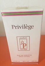 PRIVILEGE Parfums Privilege EDT Spray 3.3 OZ / 100 ML NEW & SEALED
