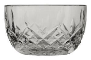 "WATERFORD Crystal - LISMORE Cut - Finger Bowl / Bowls - 2 1/4"""
