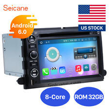 Android 6.0 in dash Car GPS Navi Bluetooth Radio Head Unit Stereo for Ford F150